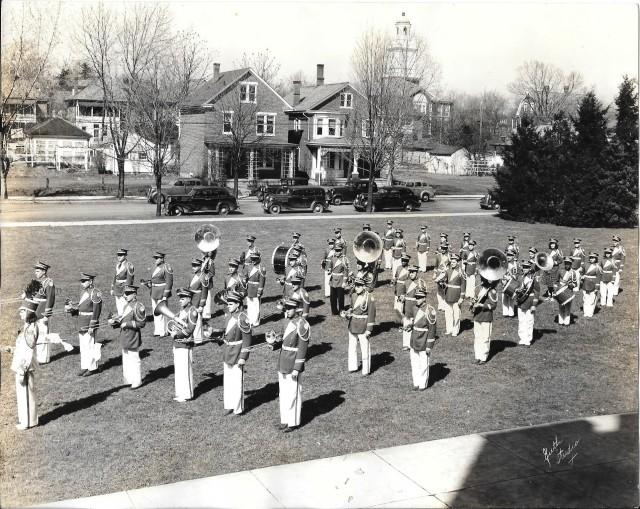 CHS Band 1940