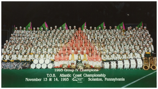 1993 ACC Group IV Champions