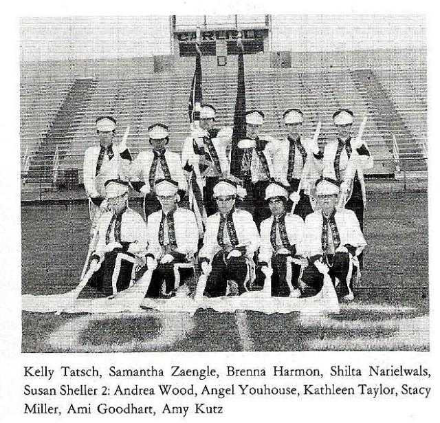 1986-87 Honor Guard