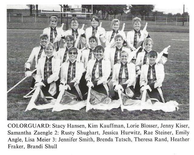 1989-90 Color Guard 3