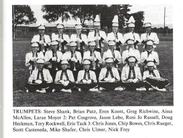 1989-90 Trumpets