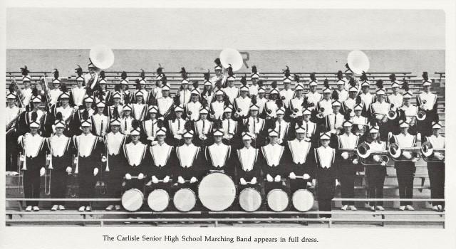 1969-70 CHS Band