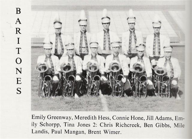 1992-93 Baritones