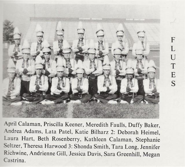 1992-93 Flutes