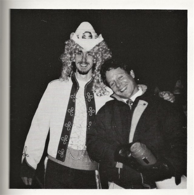 1994-95 CHS Band - Dave Rohrer and Aaron Killian