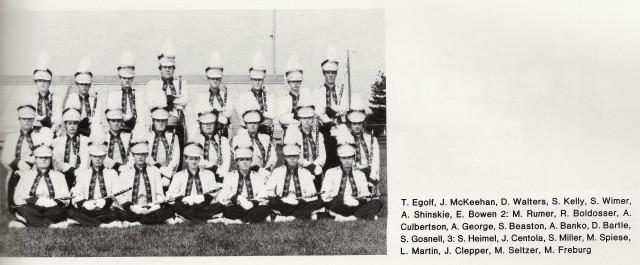1994-95 Clarinets
