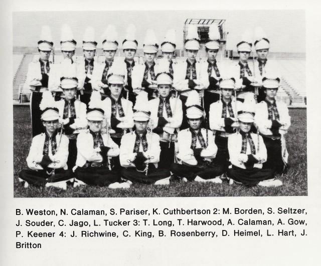 1994-95 Flutes