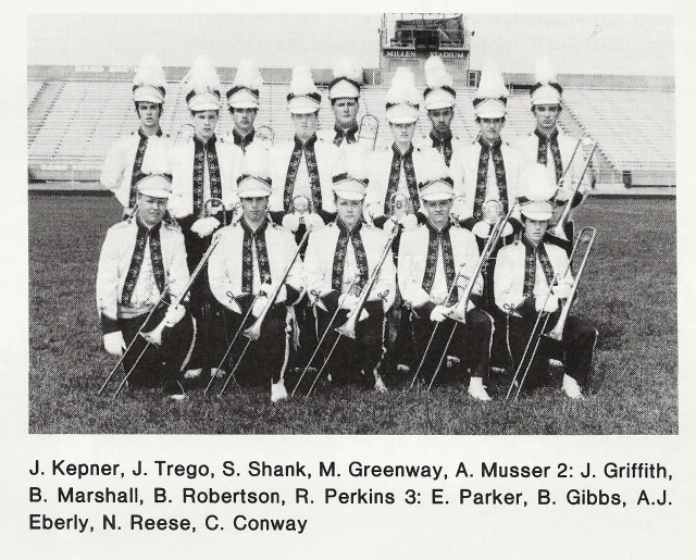 1994-95 Trombones
