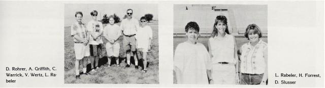 1995-96 Band Staff