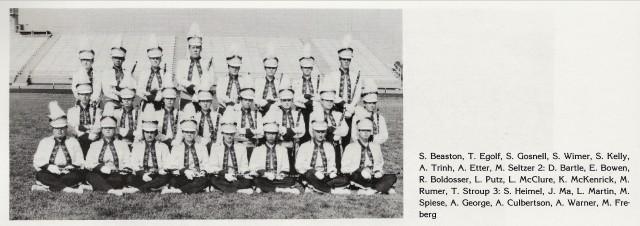 1995-96 Clarinets