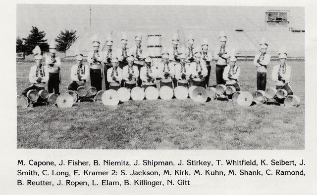 1995-96 Percussion