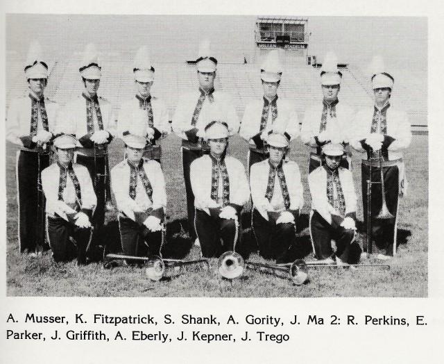 1995-96 Trombones