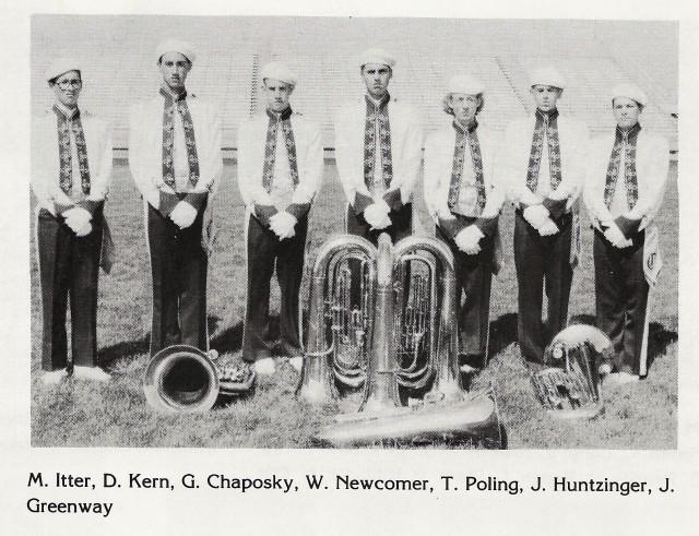1995-96 Tubas