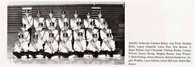 1996-97 Clarinets