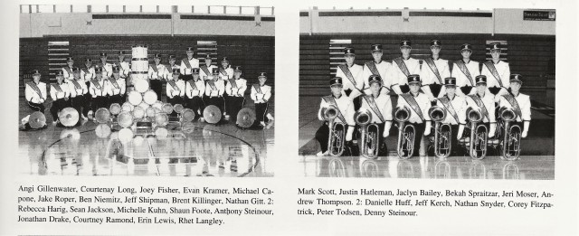 1996-97 Percussion _ Baritones