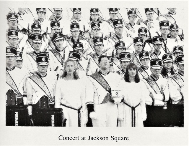 1997-98 Sugar Bowl, Concert at Jackson Square