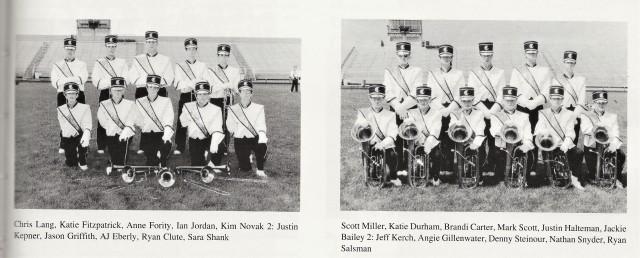 1997-98 Trombones _ Baritones