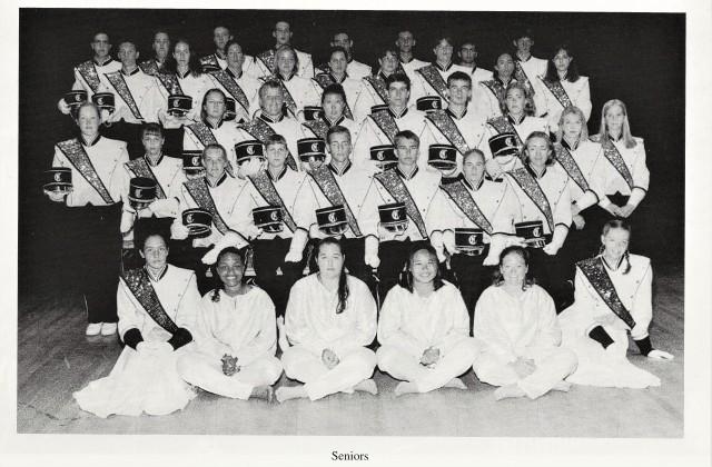 1999-2000 CHS Band Seniors