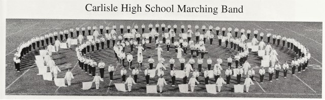 1999-2000 CHS Band with Name