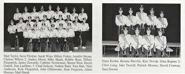 1999-2000 CHS Seniors _ Trombones