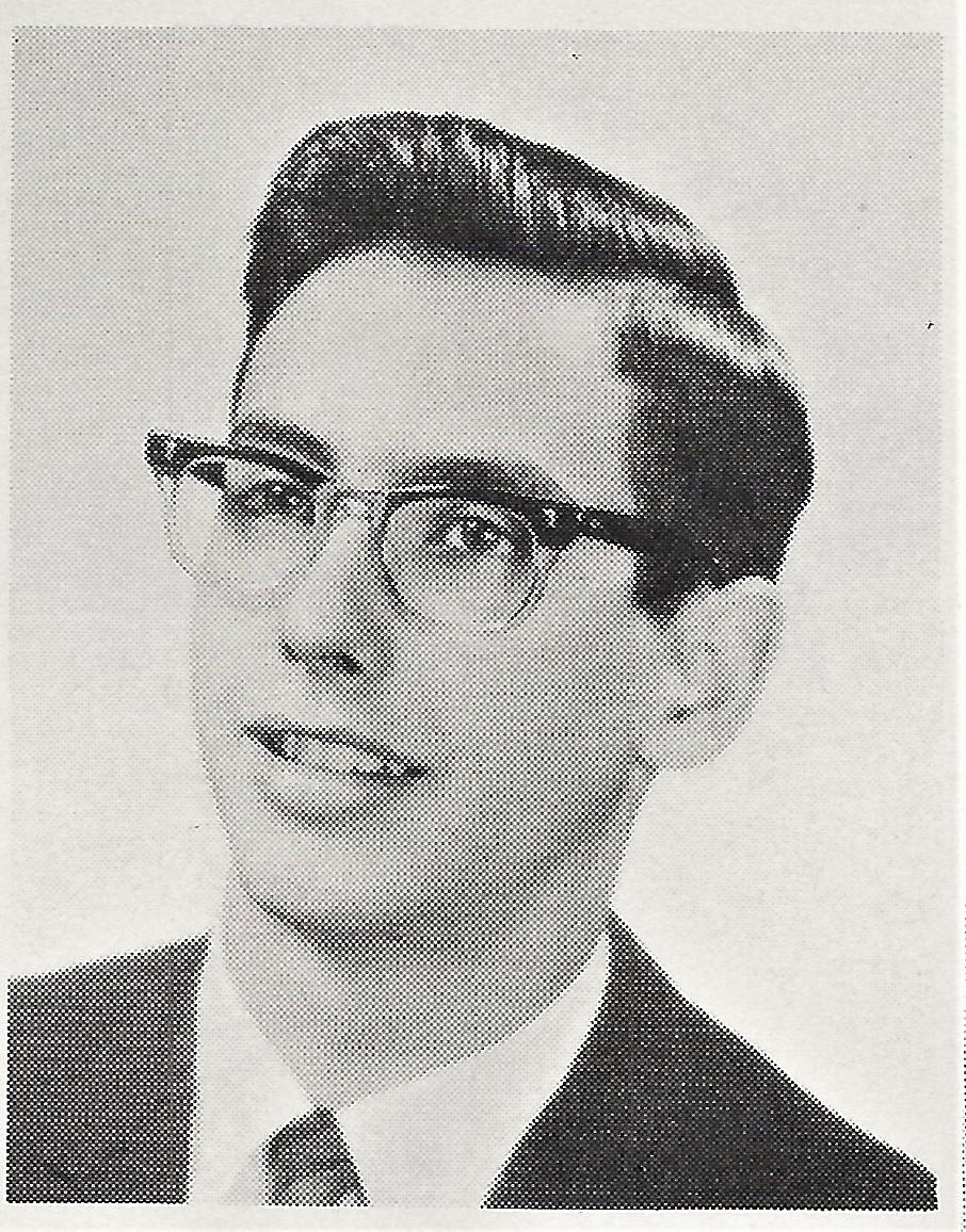 Paul Sheaffer Jr. Drum Major 1962-63